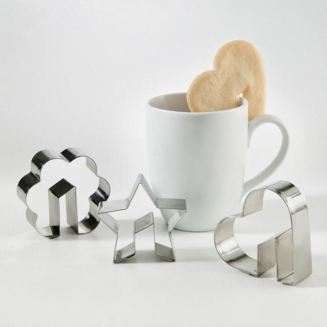 Flower Side-of-the-Cup Cookie Cutter