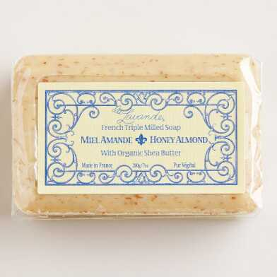 La Lavande Honey Almond Bar Soap