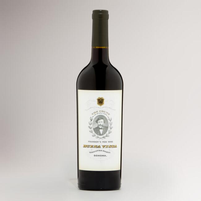 Buena Vista The Count Founder's Red Wine