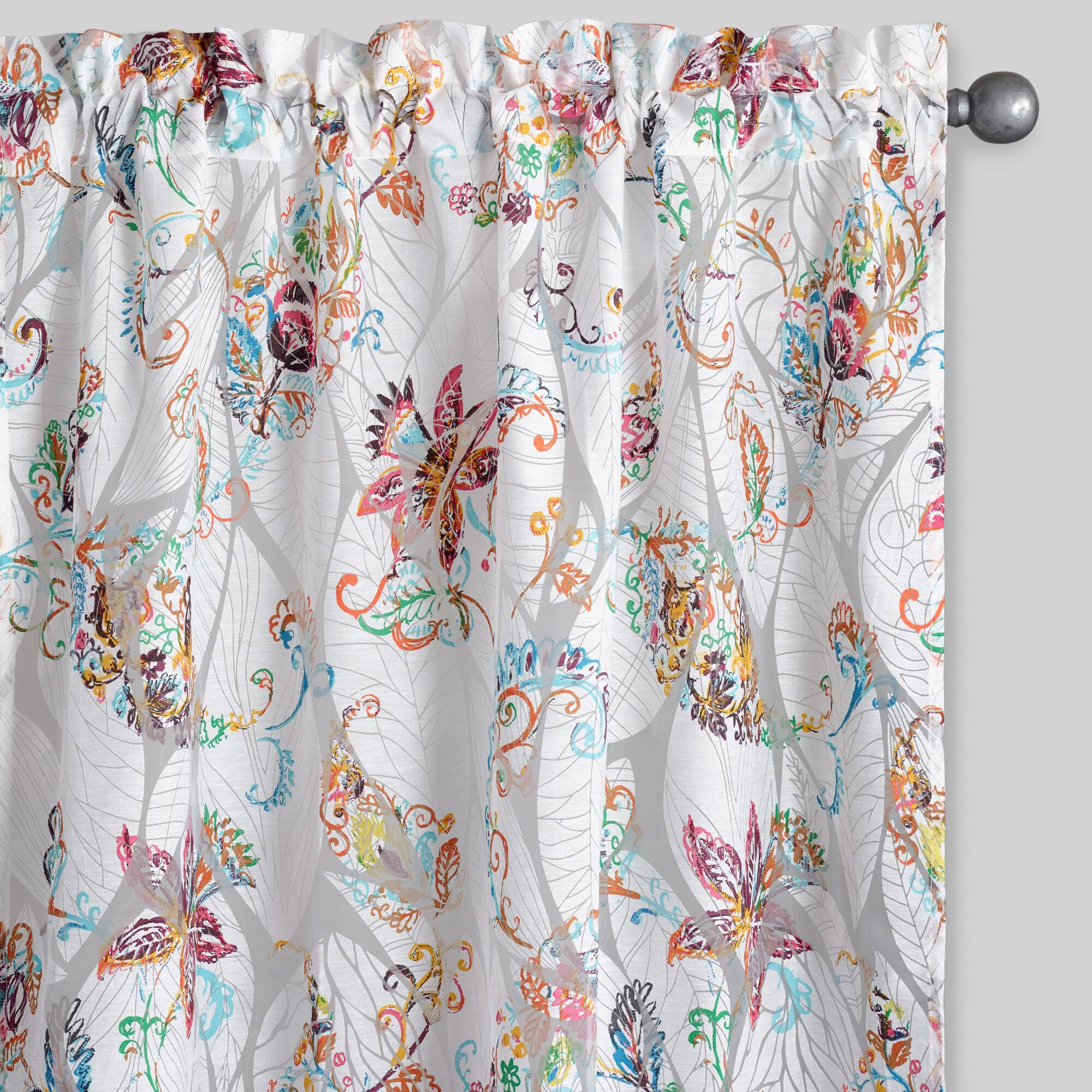 Delighted Most Beautiful Shower Curtains Available