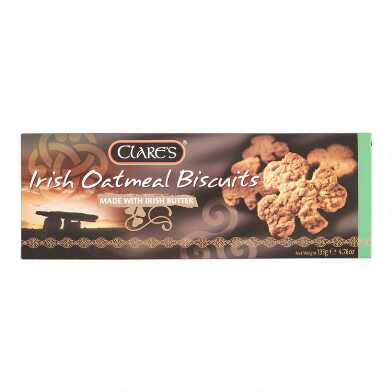 Grace's Irish Oatmeal Biscuits Set of 2
