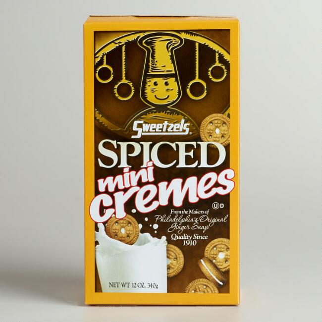 Sweetzels Spiced Mini Cremes