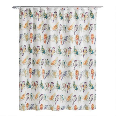 Collingswood Shower Curtain Previous V2 V1