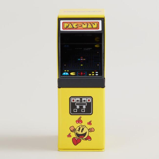 Boston Pac-Man Cabinet Tin