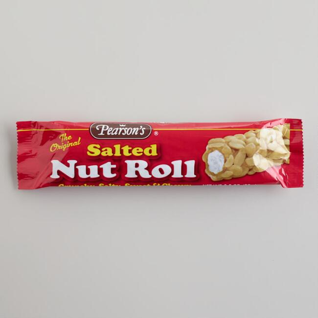 Pearson's Salted Nut Roll