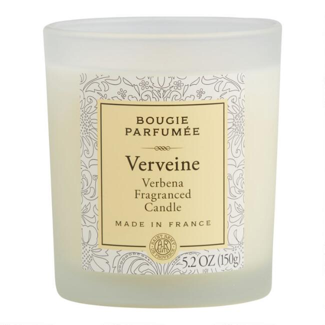 Verbena Bougie Parfumee Filled Jar Candle