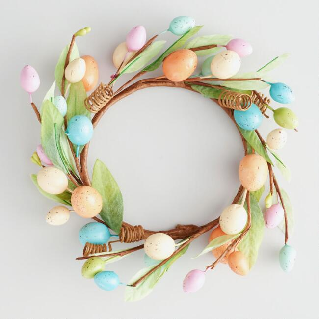 Egg Candle Ring