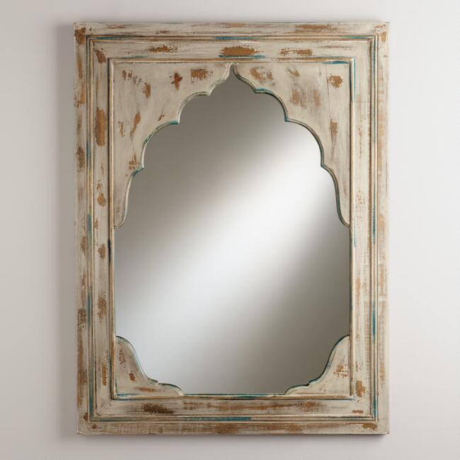 Parthena Doorway Arch Mirror