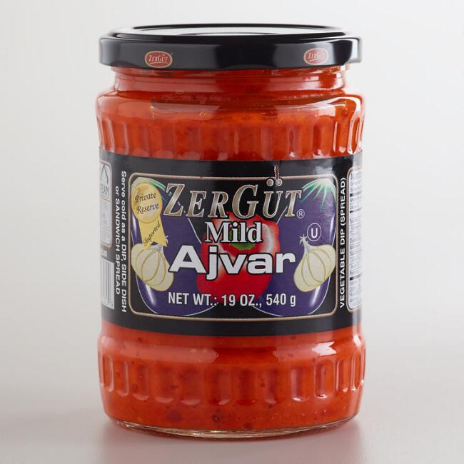 Zergut Mild Ajvar, Set of 6
