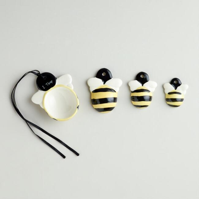 Bee Measuring Spoons