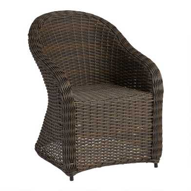 All Weather Wicker Capistrano Outdoor Armchair