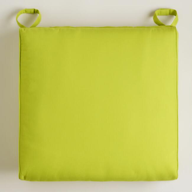 Apple Green Occasional Chair Slipcover