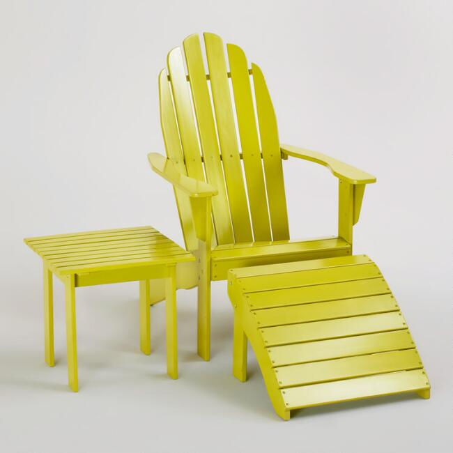 Apple Green Classic Adirondack Collection