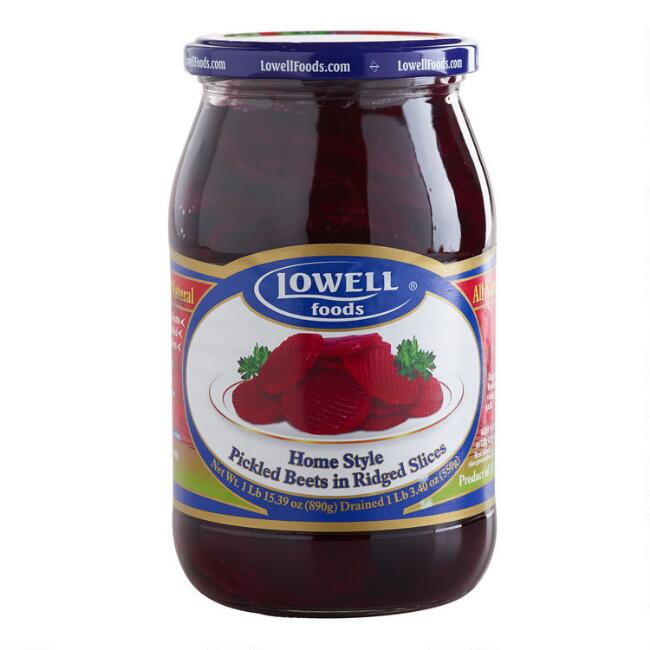 Lowell Pickled Beets