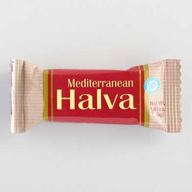 Mediterranean Vanilla Halva Bar Set of 16
