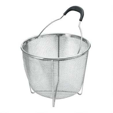 Stainless Steel Mesh Essential Cook's Colander
