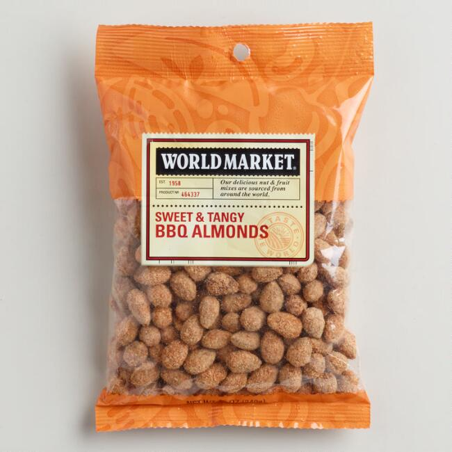 World Market® Sweet & Tangy BBQ Almonds