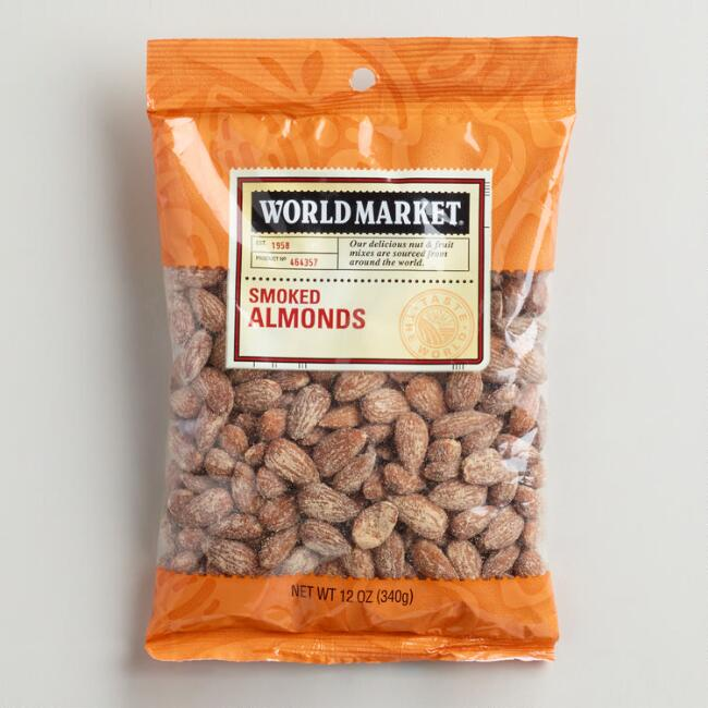 World Market® Smoked Almonds