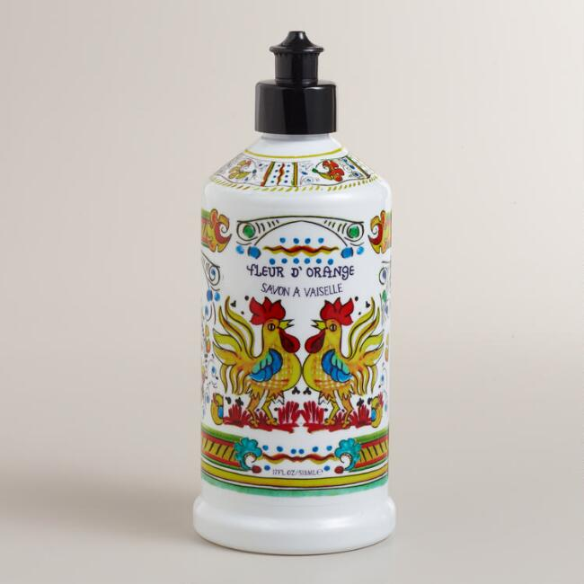 Deruta Orange Blossom Dish Soap