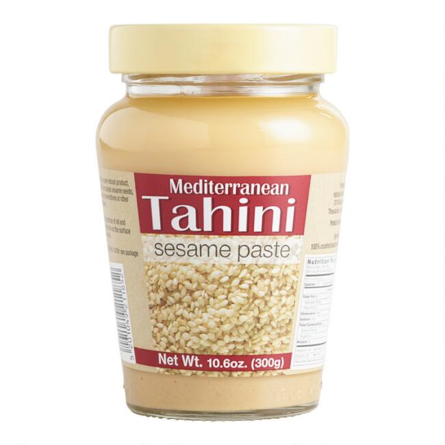 Mediterranean Tahini Sesame Paste Set Of 3