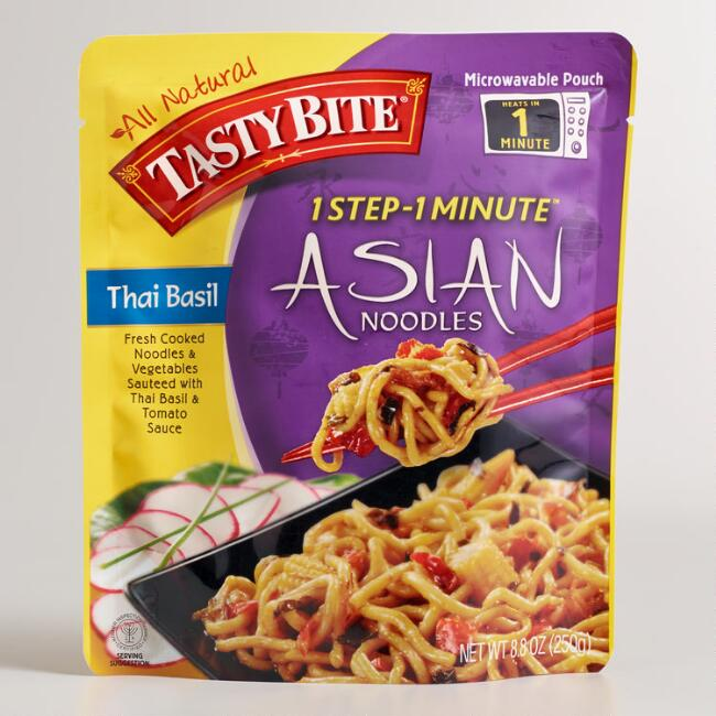 Tasty Bite Thai Basil Meal, Set of 6