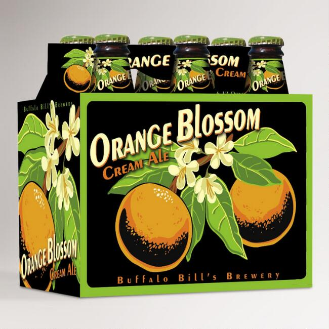 Buffalo Bill's Orange Blossom 6-Pack