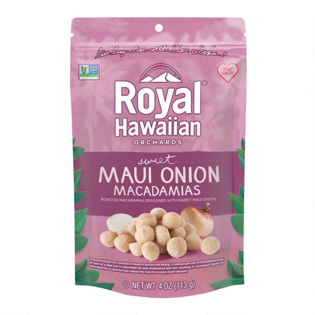 Royal Hawaiian Sweet Maui Onion Macadamias