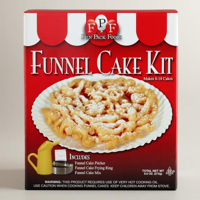 Funnel Cake Mix In Stores