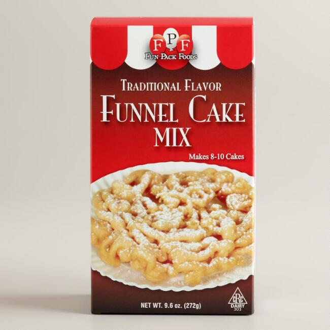Dean Jacobs Funnel Cake Mix