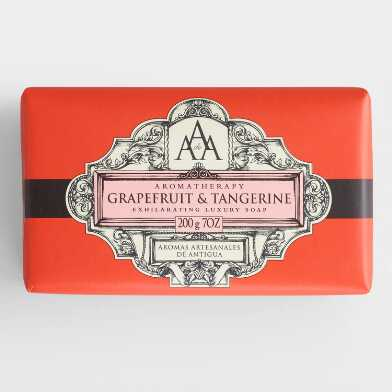 AAA Grapefruit and Tangerine Bar Soap