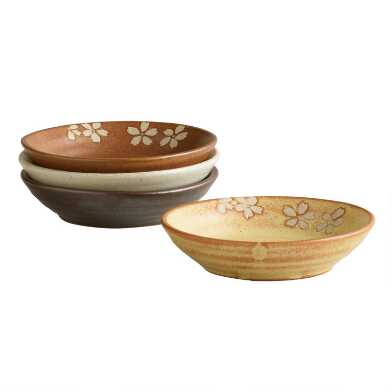 Fuji Dip Bowls Set of 4