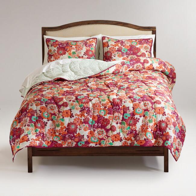 Misaki Floral Bedding Collection
