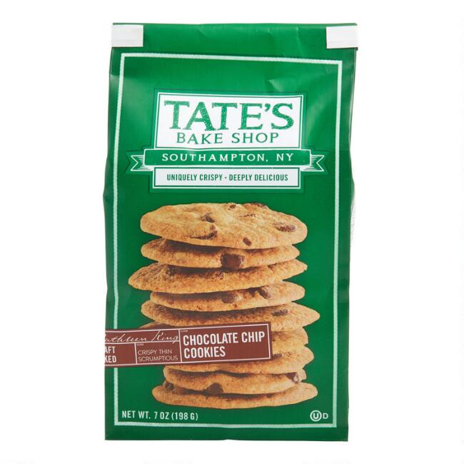 Tate's Chocolate Chip Cookies
