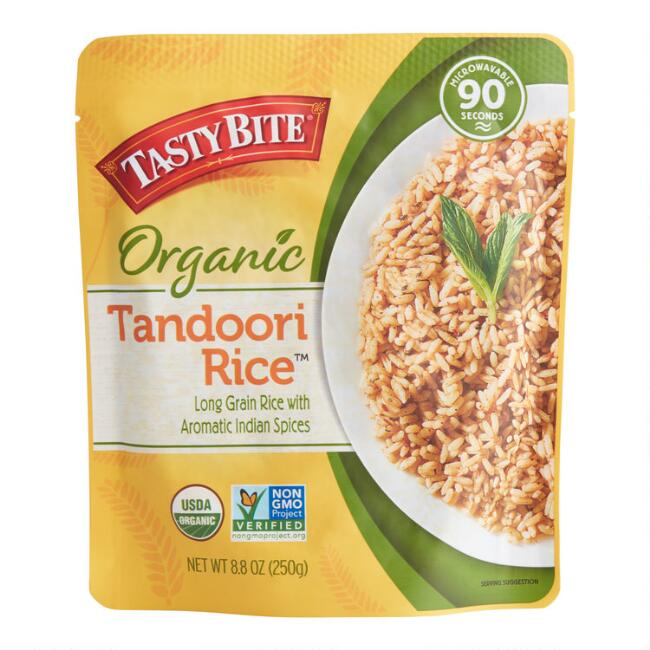Tasty Bite Tandoori Rice Set Of 6