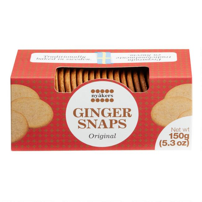 Nyåkers Original Gingersnaps, Set of 12