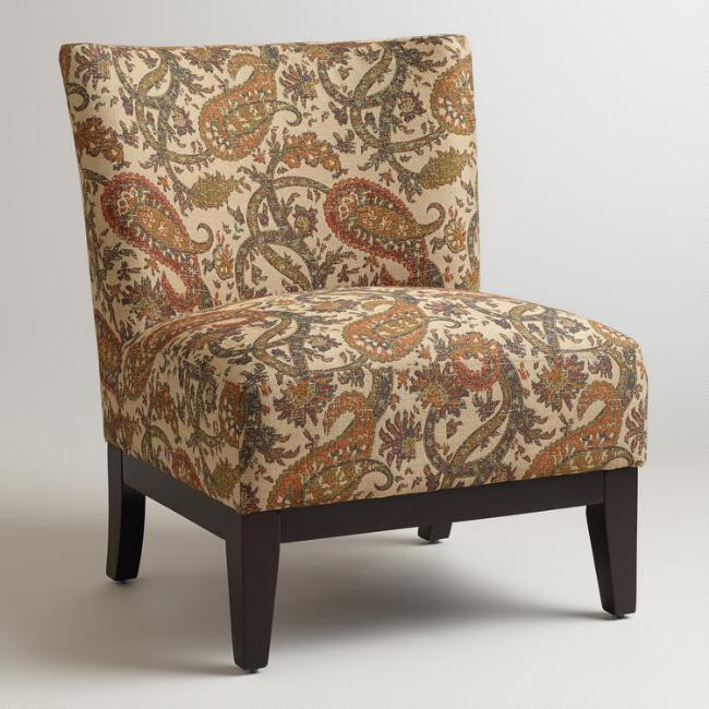 Paisley Darby Chair - Paisley Darby Chair World Market