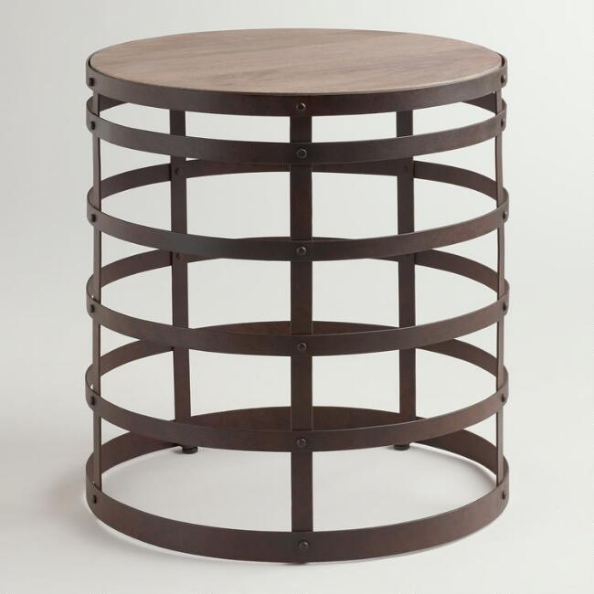 Worley End Table
