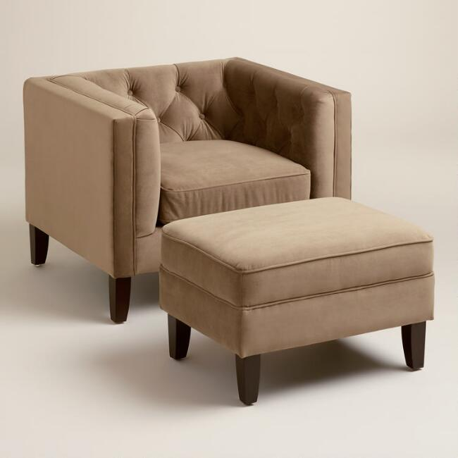 Mushroom Kendall Seating Collection
