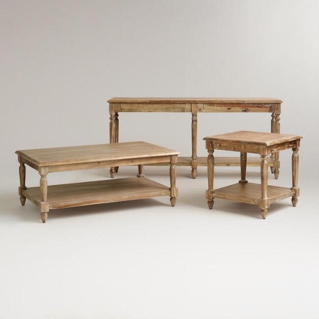 Everett Occasional Table Collection