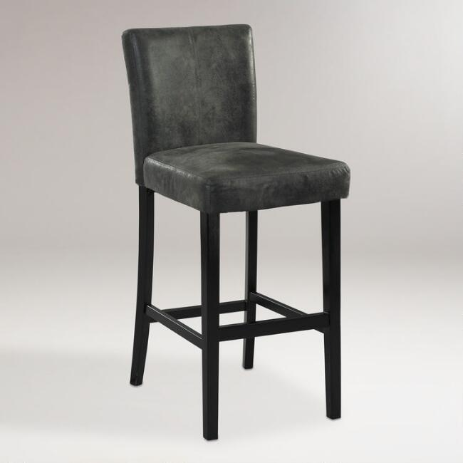 Charcoal Reese Barstool