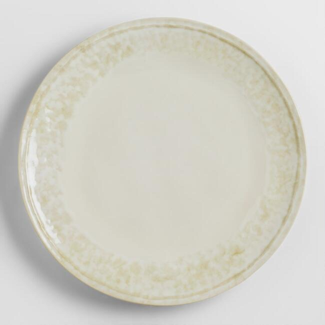 Reactive Glaze Muir Dinner Plates Set of 4
