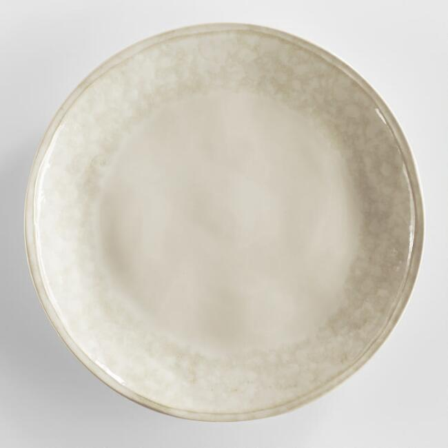 Reactive Glaze Muir Salad Plates Set of 4