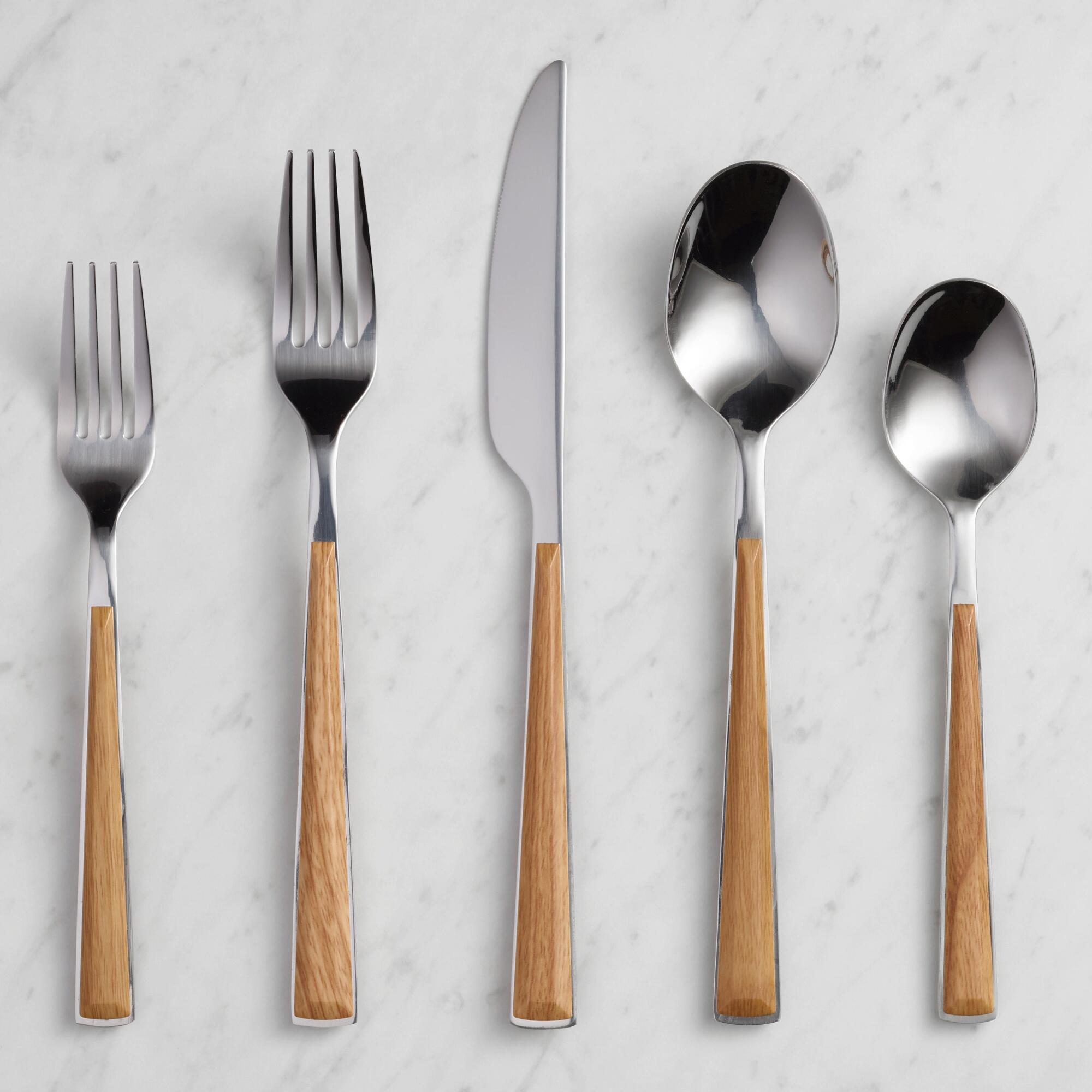 Sawyer Flatware Collection by World Market