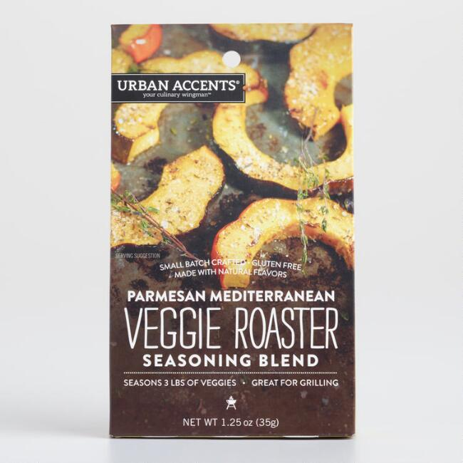 Urban Accents Spices Vegetable Rub