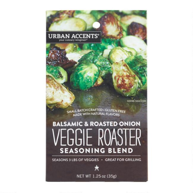 Urban Accents Balsamic And Onion Veggie Roaster Seasoning