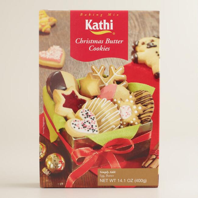 Kathi Christmas Butter Cookie Mix