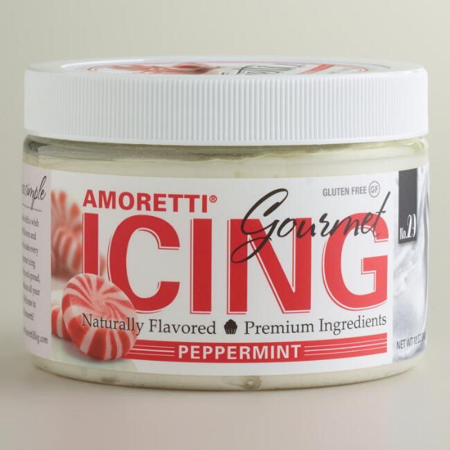 Amoretti Peppermint Icing