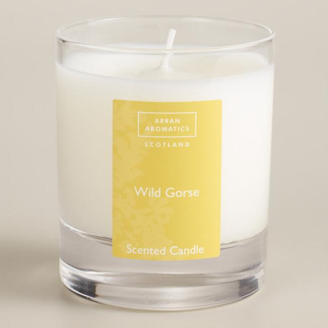 Arran Aromatics Wild Gorse Boxed Candle