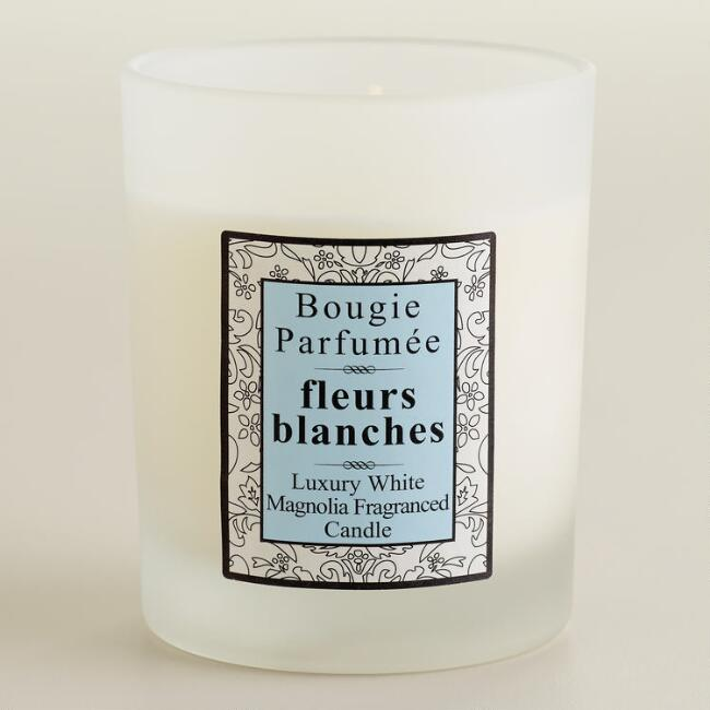 Magnolia and Ylang French Candle