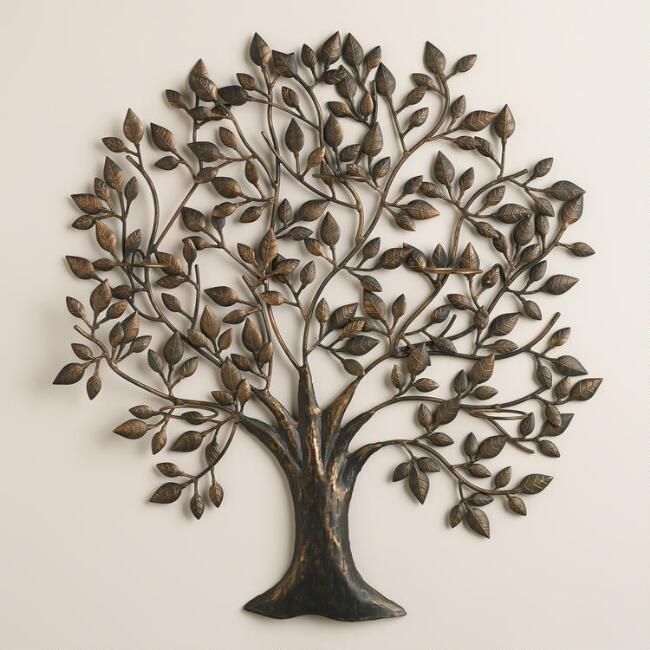 Tree of Life Sconce Candleholder